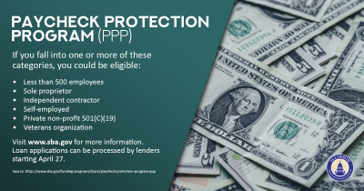 Paycheck Protection Program FB