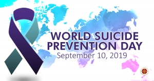 Suicide Prevention Day Facebook Image