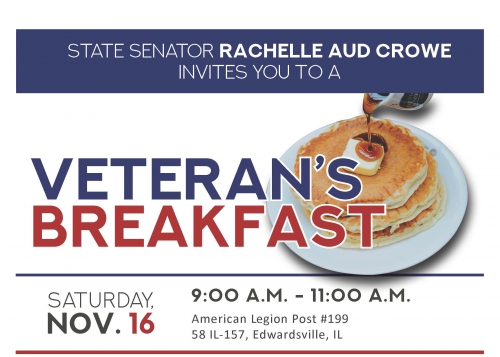Veteran Breakfast for enewsletter